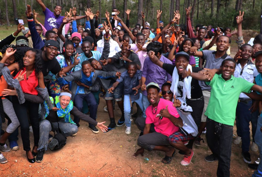 Equip Young Changemakers in Disadvantaged Communities