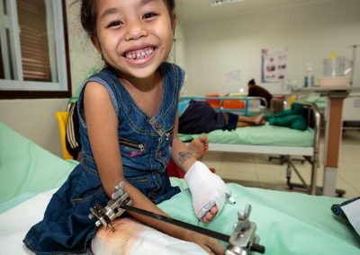 Send Medical Supplies to Sick Kids in Laos