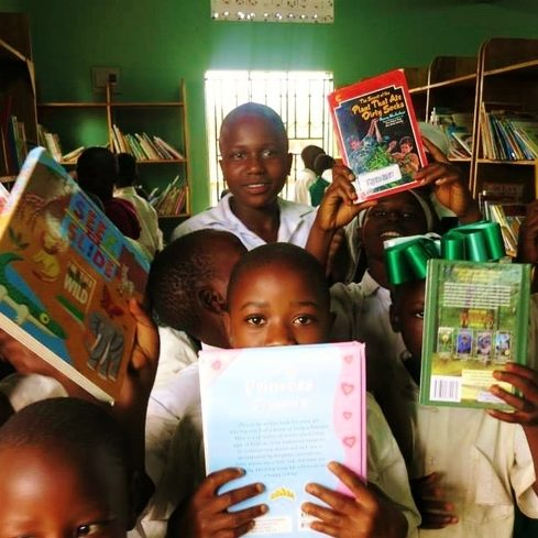 Build Libraries in Uganda