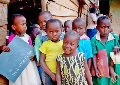 Champion AIDS Orphans in Uganda