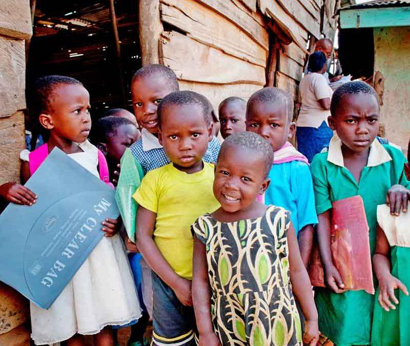 Champion AIDS Orphans in Uganda