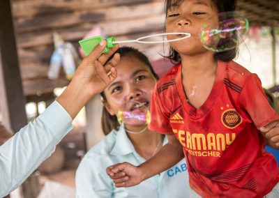Bring Speech Therapy to Cambodia