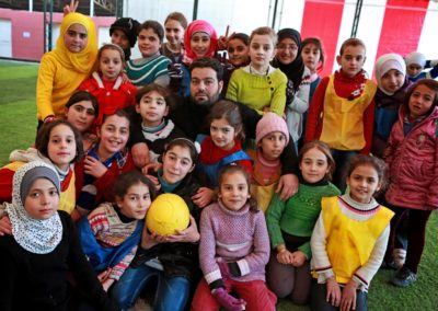 Support the Education of Syrian Refugee Children