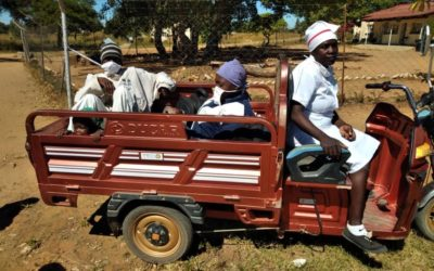 Seeking Mobility Solutions for Rural Health Workers