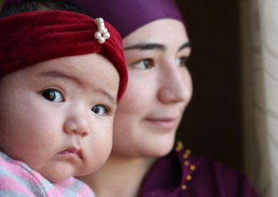 Help Build Healthy Families and Communities in Kyrgyzstan