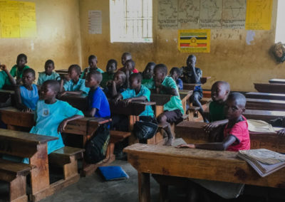 Send A Primary School In Uganda Much-Needed Resources